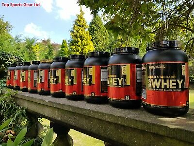 ON Optimum Nutrition Gold Standard 100% Whey Protein 908g or 2.27Kg  BEST PRICE