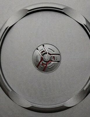DVD 14 MM Standard CD Case Outer Clear Sleeve Premium Grade Single Black 100Pcs