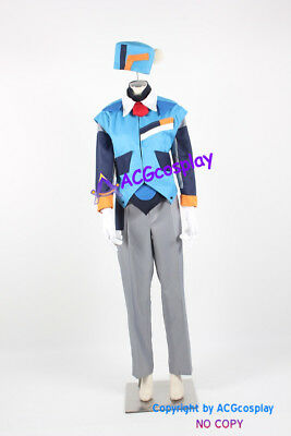 Tenchi Muyo Mihoshi Cosplay Costume include hat and gloves ACGcosplay