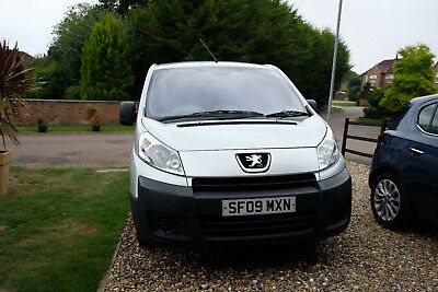 2009 PEUGEOT EXPERT TEEPEE 1.6HDi WHEELCHAIR ACCESSIBLE VEHICLE WAV DISABLED
