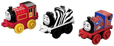 Fisher-Price Thomas /& Friends Minis Snake Henry Construction Victor Classic Rosi