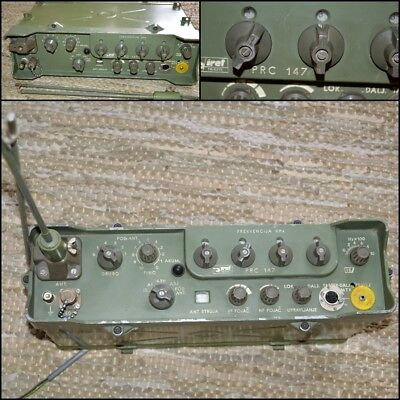 WW2 UNMODIFIED ARC 5 Lear Xmitter / Rec'r Power Supply +