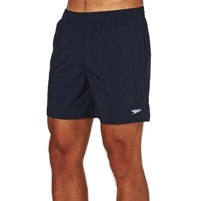 Speedo Swimming Shorts Navy Blue All Sizes Med Large XL New Packaged