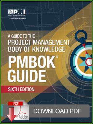 Guide to the Project Management Body of Knowledge PDF COPY (PMBOK) 6th edition