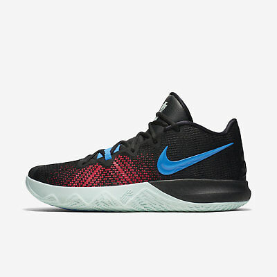 the latest abc52 8fdaf Nike Kyrie Flytrap EP  AJ1935-002  Men Basketball Shoes Irving Black Blue