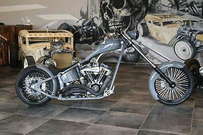 Custombike Higneck-Chopper Showbike WGA 45tsd€