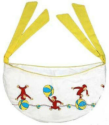 Curious George Unisex Toy Bag Very Cute and Rare Item