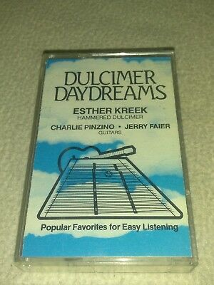 Esther Kreek - Dulcimer Daydreams - Cassette tape