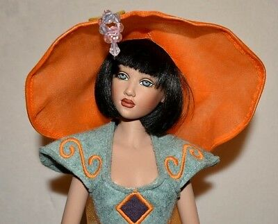 "Kish Doll Summer Electra 16"" with Stand"