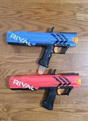 Nerf rival apollo xv-700 Red And Blue Lot