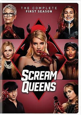 Scream Queens: The Complete First Season (DVD, 2016)