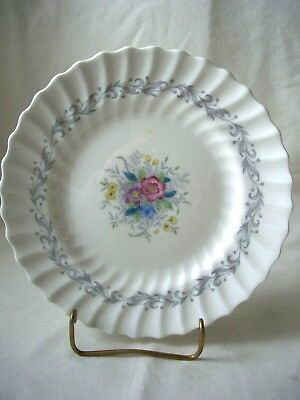 "Royal Doulton  Bone China Plate England 8 1/8"" Windmere H4856"