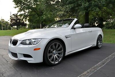 2011 Bmw M3 M3 Cabrio 2011 Bmw M3 Convertible 63K Miles. Best Color Combination! Like New Condition!