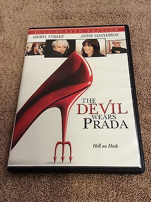 The Devil Wears Prada DVD. Full Screen Edition. Previously Viewed.
