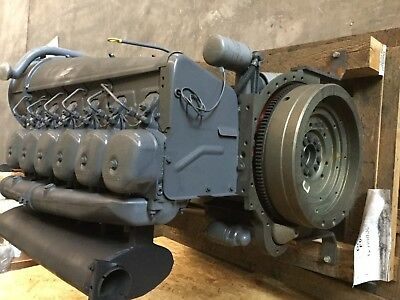 "1x Deutz F6L912 Motor ""Remanufacturated, NEU"