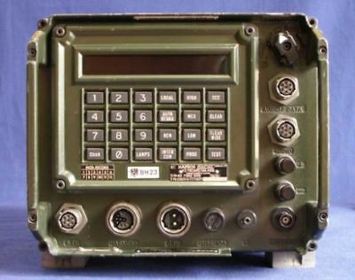 RACAL VHF 30-76 MHz 50W /0124