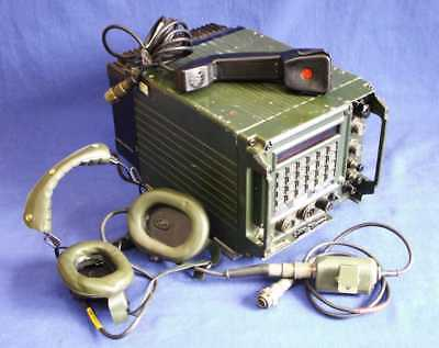 military TRANSCEIVER RACAL VRM 5080 (demilitarized )/0132