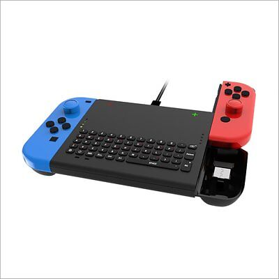 2.4GHz Wireless Game Controller Keyboard Remote for Nintendo Switch New KZ