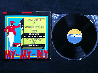 "Otis Redding - Dictionary of Soul (US-12"" LP) ATCO VOLT S-415"