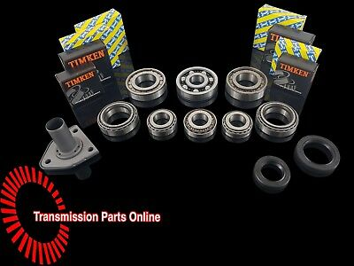 Citroen / Fiat / Peugeot BE3 / BE4 Gearbox Bearing & Oil Seal Rebuild Kit