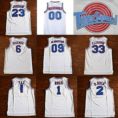 ce1dda0b607 Tune Squad Space Jam Jerseys! All Characters Available- MJ,Lola, Taz,