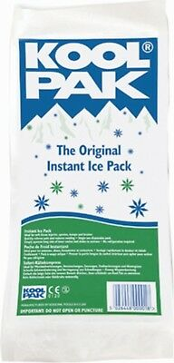 Koolpak First Aid Sports Injury Cooling Original Instant Ice Pack 200Gm Single