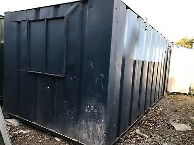 21x8 anti vandal office,HIRE,drying room,Portable Building,site office,