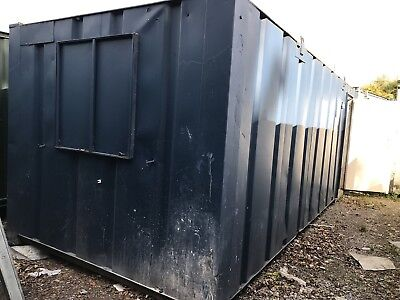 21x9 anti vandal office,HIRE,drying room,Portable Building,site office,