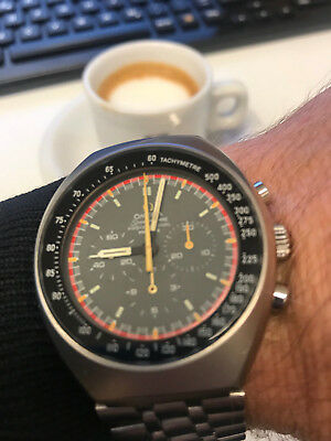 Omega Speedmaster Mark II Racing dial vintage 1970