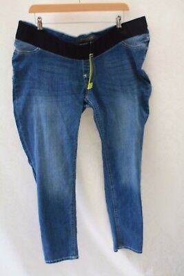 20de6fe1a0 BLOOMING MARVELLOUS AT Mothercare maternity skinny jeans Size 14R ...