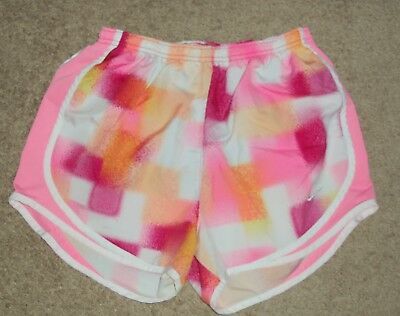 Womens Small S Nike Printed Tempo Dri-Fit Athletic Running lined Sports Shorts
