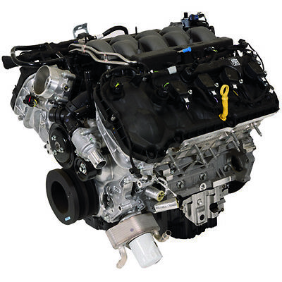Gen 3 5.0L Coyote 460Hp Mustang Crate Engine M 6007 M50C