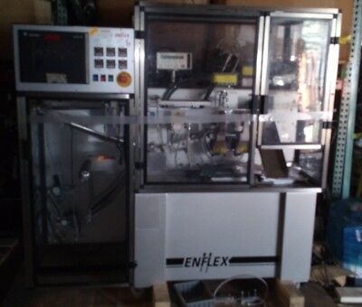 Enflex Model F11 Horizontal Form Fill Sachet Pouch packaging Machine *FINANCING*