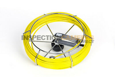 Replacement 20m Probe Reel for Drain and Duct Inspection Camera