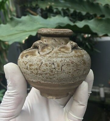 Small Antique Chinese YUE Song Five Dynasty Jarlet