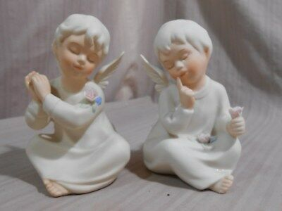 home interior angel figurines 25 00 picclick