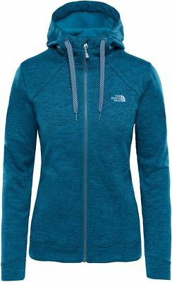 THE NORTH FACE Kutum T92XJVEVP de Randonnée Fleece Veste à Capuche pour Femme