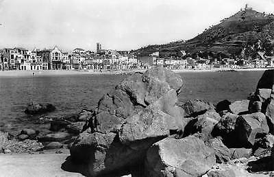 Spain Blanes View from the Palomera Beach