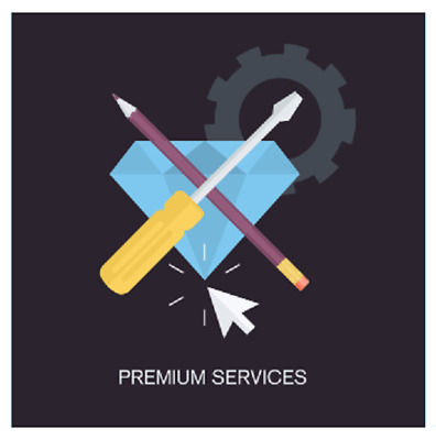 Professional Custom Logo Design [Unlimited Revisions] Source Files Included