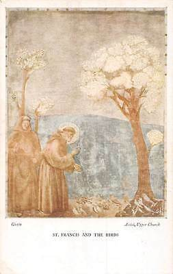 Giotto St Francis Exorcism of the Demons of Arezzo 6x5 Inch Print