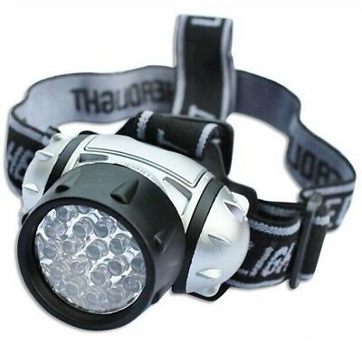 12Led Ultra Bright Head Torch Light Lamp Fit Camping Hiking Fishing Lighting Car