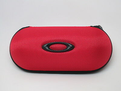 Authentic Oakley Large Ballistic Red 100-286-001 Sunglasses Replacement Case