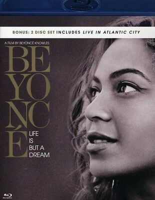 Beyonce: Life Is But a Dream (Blu-ray Used Very Good) BLU-RAY/WS