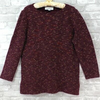 St. John collection by Marie Grey Womens Sweater Small