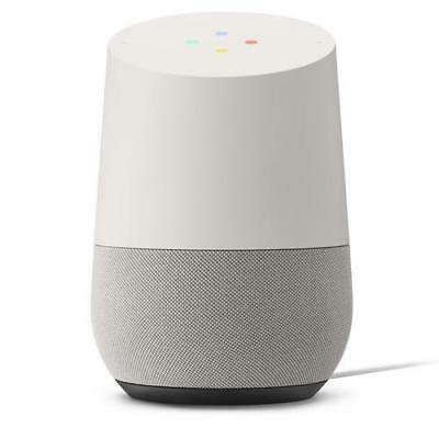 Google Home - White Slate, Google Personal Assistant - BRAND NEW