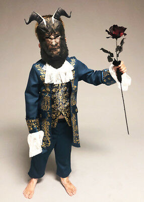 Childrens Size Disney Beauty and The Beast Costume