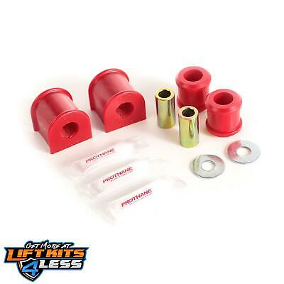 Rugged Ridge 1-1128 Rear Susp Stabilizer Bushing Kit for 07-18 Jeep Wrangler(JK)