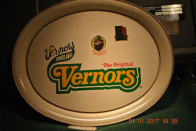 Original Vernors Soda Tray -- These Trays Are Perfect!!!