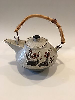 Japanese Teapot Grey