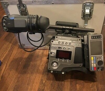 Sony F65 RS/VF Professional Digital Camera  PACKAGE. MAKE ME AN OFFER!!!!!